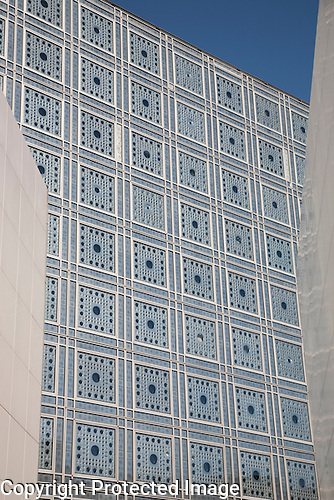 Institut du Monde Arabe - Arab World Institute, Paris, France