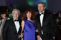Pierre Arditi - Sabine Azéma - Lambert Wilson - 65th Cannes Film Festival