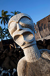 Puuhonua O H?naunau National Historical Park, City of Refuge, Island of Hawaii