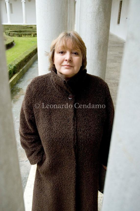 2006, DUBROVKA UGRESIC WRITER CROAZIA.  © Leonardo Cendamo