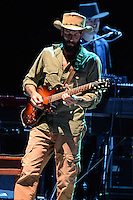 MIAMI BEACH, FL - AUGUST 13: Ray Lamontagne performs with My Morning Jacket at the Fillmore on August 13, 2016 in Miami Beach, Florida. Credit: mpi04/MediaPunch