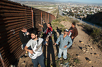 La Frontera Artists along the US Mexican Border