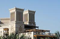 United Arab Emirates, Dubai, Madinat Jumeirah shopping mall and hotel