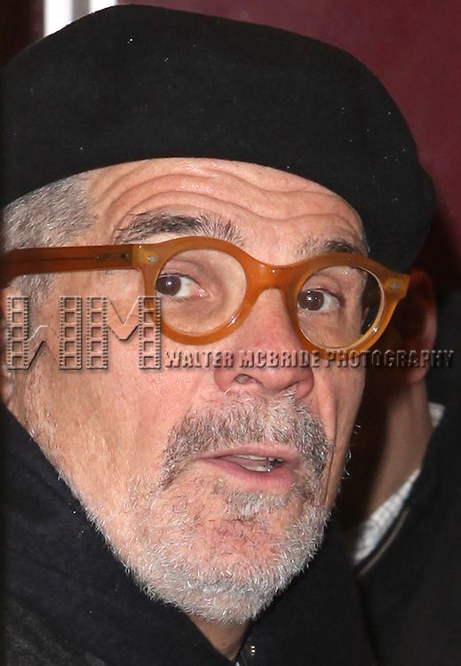 David Mamet attending the Opening Night Performance of MCC Theater's 'Really Really' at The Lucille Lortel Theatre in New York City on 2/19/2013