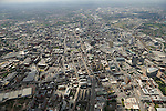 Manchester City Centre Aerial Views