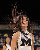The University of Michigan women's basketball team beat Slippery Rock, 106-35, at Crisler Center in Ann Arbor, Mich., on November 2, 2012.