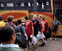 U.S. Men's National Team vs. Costa Rica - June 3, 2009 at Saprissa Stadium in San Jose, Costa Rica  .