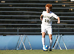 2 September 2007: Wake Forest's Jeff Leach. The Wake Forest University Demon Deacons defeated the Monmouth University Hawks 2-0 at Fetzer Field in Chapel Hill, North Carolina in an NCAA Division I Men's Soccer game.