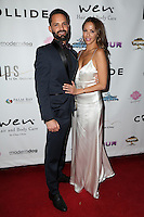 LOS ANGELES, CA - NOV 11: Kristen Doute, Brian Carter attends the first annual Vanderpump Dog Foundation Gala hosted and founded by Lisa Vanderpump, Taglyan Cultural Complex, Los Angeles, CA, November 3, 2016. (Credit: Parisa Afsahi/MediaPunch).