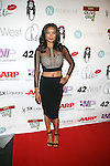 Mistresses' Actress Rochelle Aytes Attends Wendy Williams 50th Birthday Party Held at the Out Hotel, NY