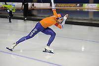 SPEEDSKATING: CALGARY: Olympic Oval, 25-02-2017, ISU World Sprint Championships, 500m Men, Kai Verbij (NED), ©photo Martin de Jong