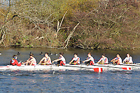 078 .KGS-Colarusso .J15A.8+ .Kingston G Sch . Wallingford Head of the River. Sunday 27 November 2011. 4250 metres upstream on the Thames from Moulsford railway bridge to Oxford Universitiy's Fleming Boathouse in Wallingford. Event run by Wallingford Rowing Club..