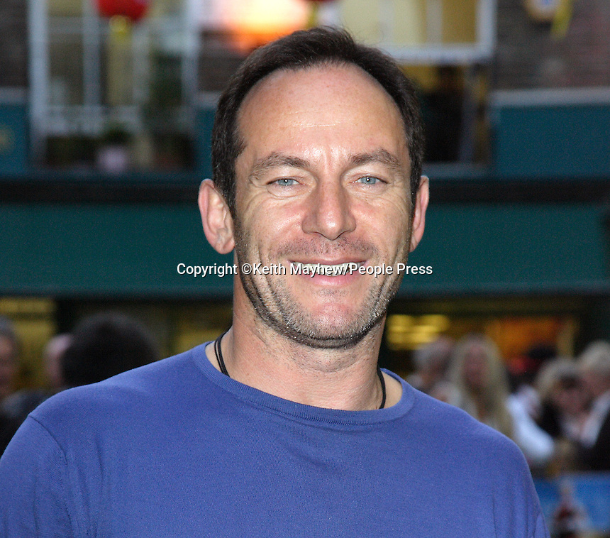 London - Jason Isaacs at the Premiere of 'Morris: A Life With Bells On' at the Prince Charles Cinema, Leicester Square, London. 24th September 2009..Photo by Keith Mayhew..