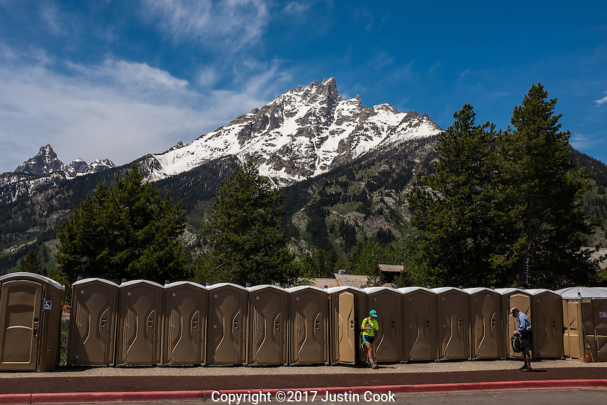 Scenes from The Grand Tetons National Park in Moose, WY on Tuesday, June 6, 2017. (Justin Cook)