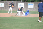 Water Valley vs. Calhoun City in summer league high school baseball action in Water Valley, Miss. on Thursday, June 14, 2012.