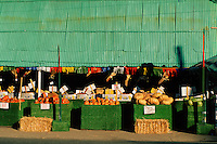 Staten Island, Fruit Stand, New York City, New York, pumpkin