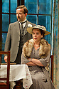 "Bath, Avon, UK. 25/07/2011. ""This Happy Breed"", by Noel Coward and directed by Stephen Unwin, opens in the Peter Hall Season at Theatre Royal Bath. Dean Lennox Kelly as Frank Gibbons and Rebecca Johnson as his wife. Photo credit: Jane Hobson"