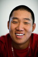Anthony Kim, photographed in Dallas, TX May 2008. © 2008 Darren Carroll