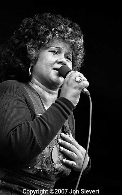 Etta James, Sept 20, 1975, Monterey Jazz Festival