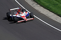 10-18 May 2008, Indianapolis, Indiana, USA. Darren Manning's Honda/Dallara.©2008 F.Peirce Williams USA.