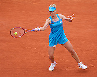 Elena Dementieva (RUS) (5) against Nadia Petrova (RUS) (19)  in the quarterfinals of the women's singles. Elena Dementieva beat Nadia Petrova 2-6 6-2 6-0..Tennis - French Open - Day 10 - Tue 1 June 2010 - Roland Garros - Paris - France..© CameraSport-MIKE FREY - 43 Linden Ave. Countesthorpe. Leicester. England. LE8 5PG - Tel: +44 (0) 116 277 4147 - admin@camerasport.com - www.camerasport.com