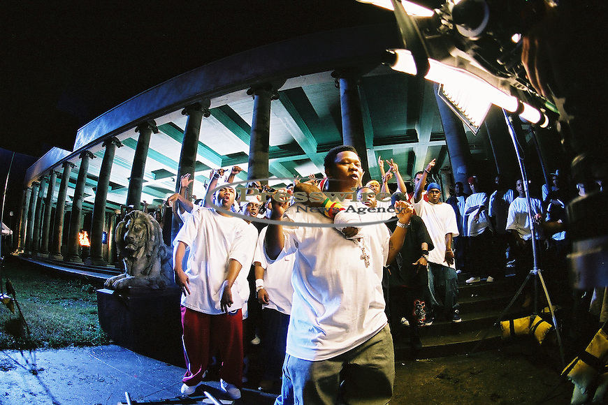 """Lil Wayne's """"Way of Life Video"""" - Cash Money Records in New Orleans, Louisiana"""