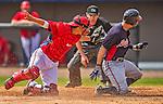 2013-03-11 MLB: Atlanta Braves at Washington Nationals Spring Training