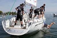 CLIENT: World Match Racing Tour (UK)<br />