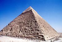 THE GREAT PYRAMID OF CHEOPS AT GIZA<br /> Built circa 2600 B.C.