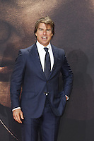 Tom Cruise attending the &quot;Jack Reacher: Never Go Back&quot; (german title: &quot;Jack Reacher: Kein Weg zurueck&quot;) premiere held at CineStar, Sony Center, Potsdamer Platz, Berlin, Germany, 21.10.2016. <br /> Photo by Christopher Tamcke/insight media /MediaPunch ***FOR USA ONLY***
