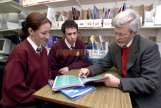 Brian Lennon teacher, St. Olivers.Picture Fran Caffrey Newsfile
