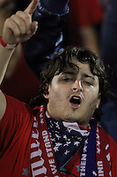 In the Send Off Series, the Czech Republic defeated the US men's national team, 4-2, at Rentschler Field in East Hartford, Connecticut, on May 25, 2010.
