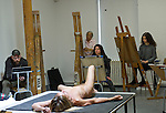 Iggy Pop Life Class by Jeremy Deller