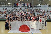 20170205 World Floorball Championships Qualification for Asia Oceania Region Final - Australia v JPN