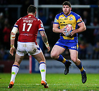 Picture by Alex Whitehead/SWpix.com - 17/03/2017 - Rugby League - Betfred Super League - Leeds Rhinos v Wakefield Trinity - Headingley Carnegie Stadium, Leeds, England - Leeds' Mitch Garbutt.