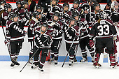 - The Boston University Terriers defeated the visiting Union College Dutchwomen 6-2 on Saturday, December 13, 2012, at Walter Brown Arena in Boston, Massachusetts.