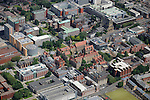 Manchester University Aerial Views