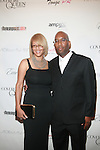 Honoree Crystal Wright and Guy McCloud attend COVERGIRL Queen Collection Presents The 2nd Annual Blackout Awards Held at Newark Hilton Gateway, NJ 6/12/11