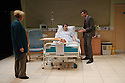 Covent Garden Productions present 4000 DAYS, by Peter Quilter, at the Park Theatre. Directed by Matt Aston and starring Alistair McGowan ( Michael), Maggie Ollerenshaw (Carol) and Daniel Weyman (Paul).