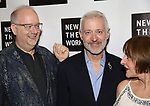 Doug Wright, Scott Frankel and Patti LuPone attends New York Theatre Workshop's 2017 Spring Gala at the Edison Ballroom on May 15, 2017 in New York City.