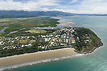 Aerial view of Port Douglas