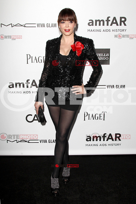 LOS ANGELES, CA - OCTOBER 11:  Rose McGowan at amfAR's Inspiration Gala at Milk Studios on October 11, 2012 in Los Angeles, California. &copy; mpi28/MediaPunch Inc. /NortePhotoAgency .<br />