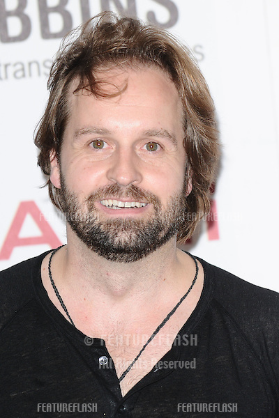Singer, Alfie Boe arriving for the Nordoff Robbins Silver Clef Awards 2012, London. 29/06/2012 Picture by: Steve Vas / Featureflash