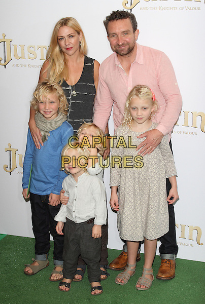 ... grey gray shirt dress kids children married husband wife CAP/ROS