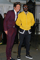 Will.I.Am and The Voice Finalist at The 2012 Glamour Women of the Year Awards on 29 May 2012 Berkeley Square Gardens, London