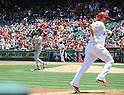 MLB: Texas Rangers vs Los Angeles Angels