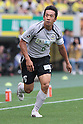 Hideyoshi Akita (FC Gifu),JUNE 12th, 2011 - Football :2011 J.League Division 2 match between JEF United Ichihara Chiba 3-1 FC Gifu at Fukuda Denshi Arena in Chiba, Japan. (Photo by Hiroyuki Sato/AFLO)
