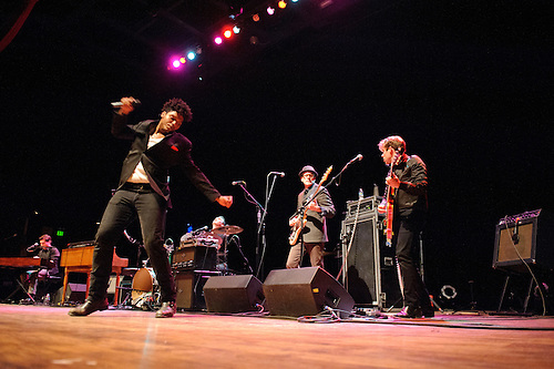 JC Brooks &amp; The Uptown Sound @ The Pageant 1.13.2012