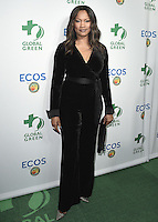 LOS ANGELES, CA - SEPTEMBER 29:  Garcelle Beauvais at the Global Green 2016 Environmental Awards at the Alexandria Ballroom on September 29, 2016 in Los Angeles, California. Credit: mpi991/MediaPunch