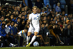 06 December 2014: North Carolina's Verneri Valimaa. The University of California Los Angeles Bruins hosted the University of North Carolina Tar Heels at Drake Stadium in Los Angeles, California in a 2014 NCAA Division I Men's Soccer Tournament Quarterfinal round match. The game ended in a 3-3 tie after two overtimes. UCLA advanced to the next round by winning the penalty kick shootout 7-6.
